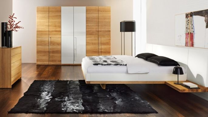 riletto schlafzimmer im einrichtungshaus h lzlwimmer. Black Bedroom Furniture Sets. Home Design Ideas