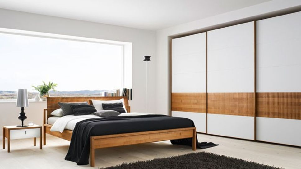 team 7 schlafzimmer im einrichtungshaus h lzlwimmer. Black Bedroom Furniture Sets. Home Design Ideas